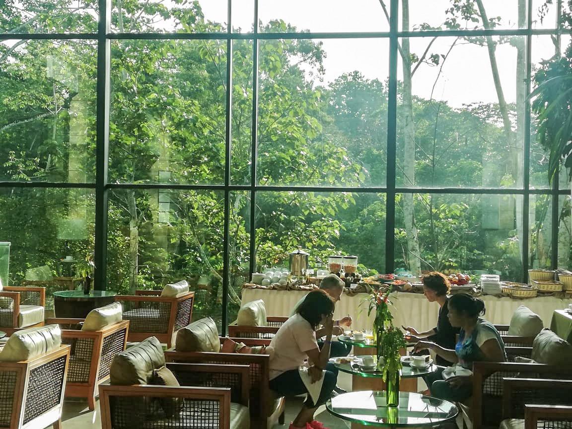 Greenhouse Cafe Panama City Restaurants Summit Rainforest Golf And Resort
