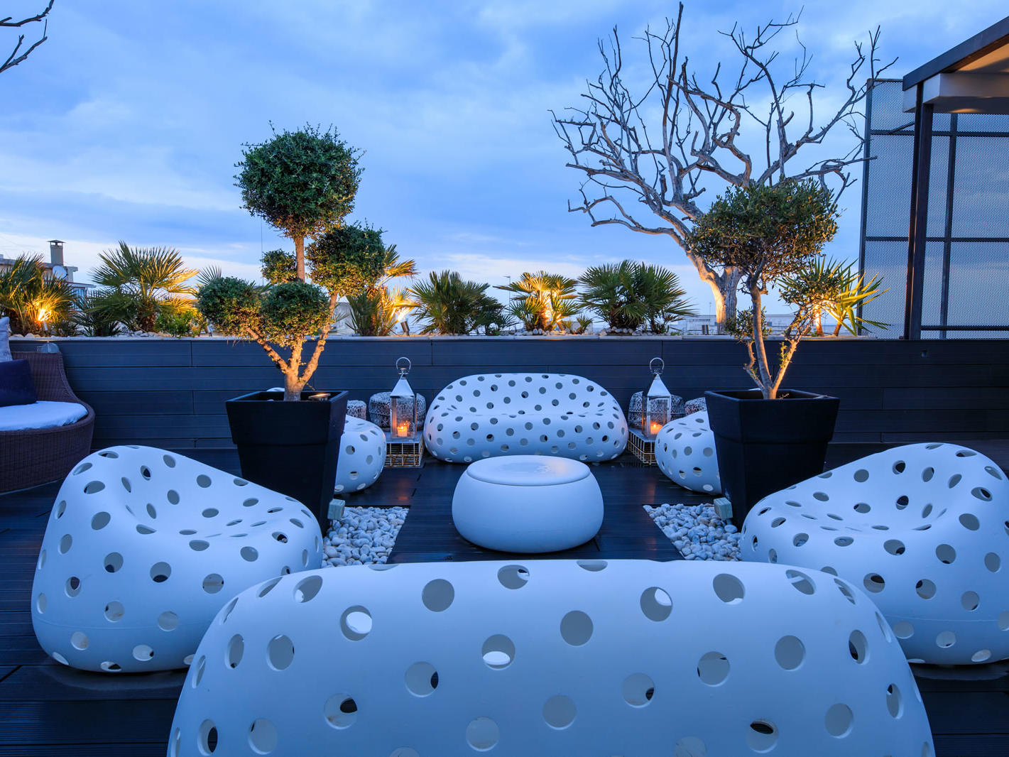 Sky Roof | UNAHOTELS One Siracusa
