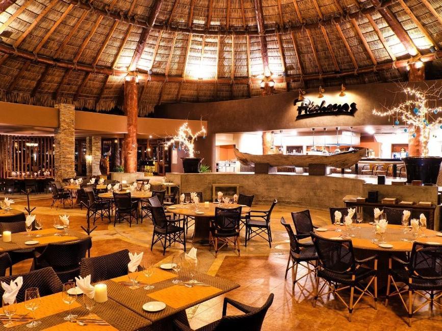 Cabo San Lucas Restaurants Hacienda Del Mar Los Cabos Mx