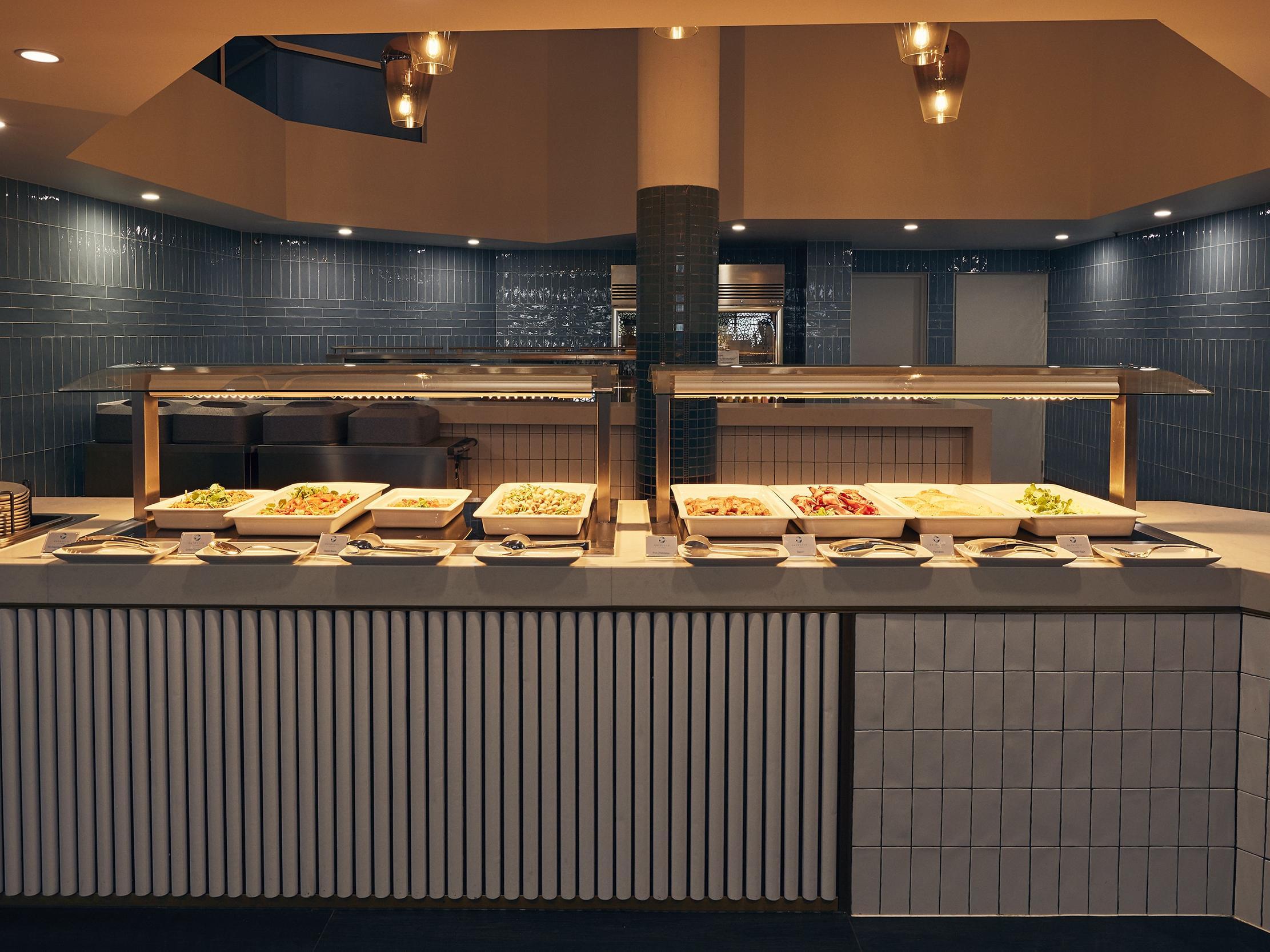Graze Restaurant Buffet