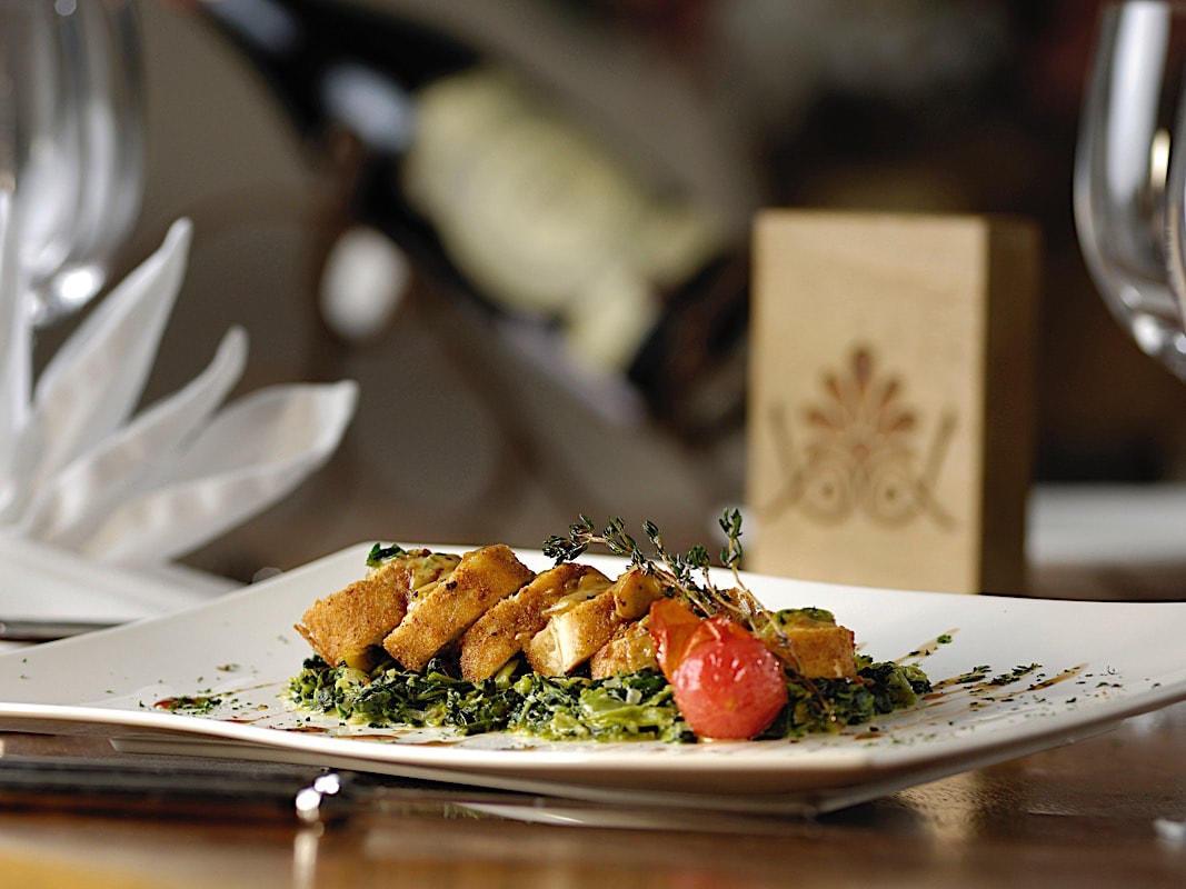 Sunset Main Restaurant at Sarpedor Boutique Beach Hotel in Bodrum, Turkey