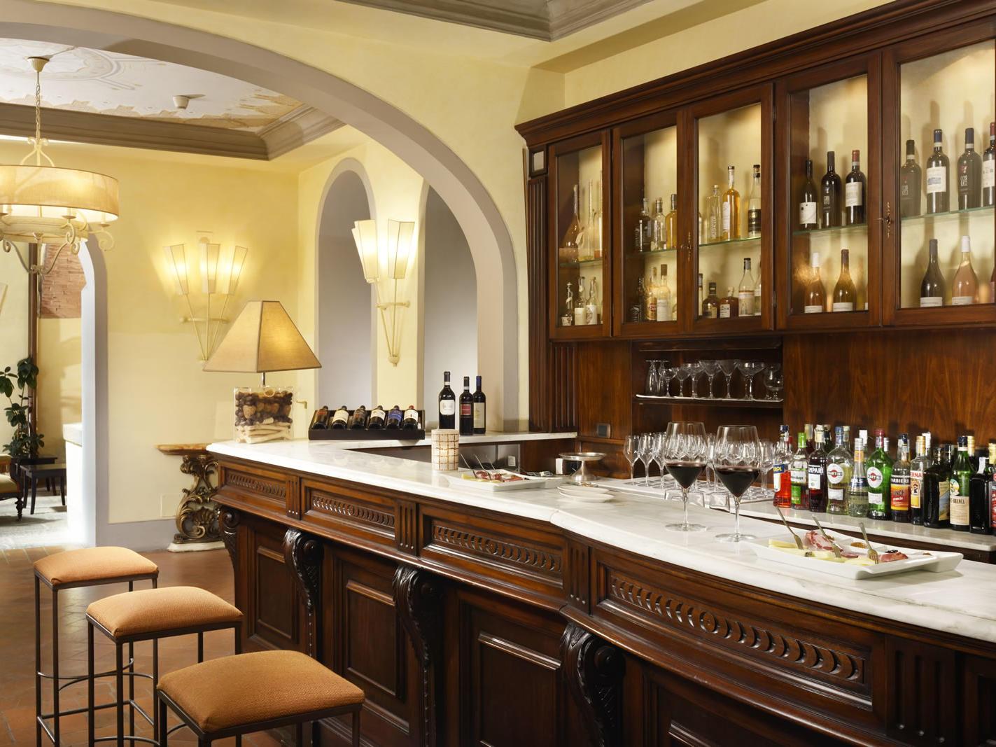 UNA Cafè | Palazzo Mannaioni Toscana
