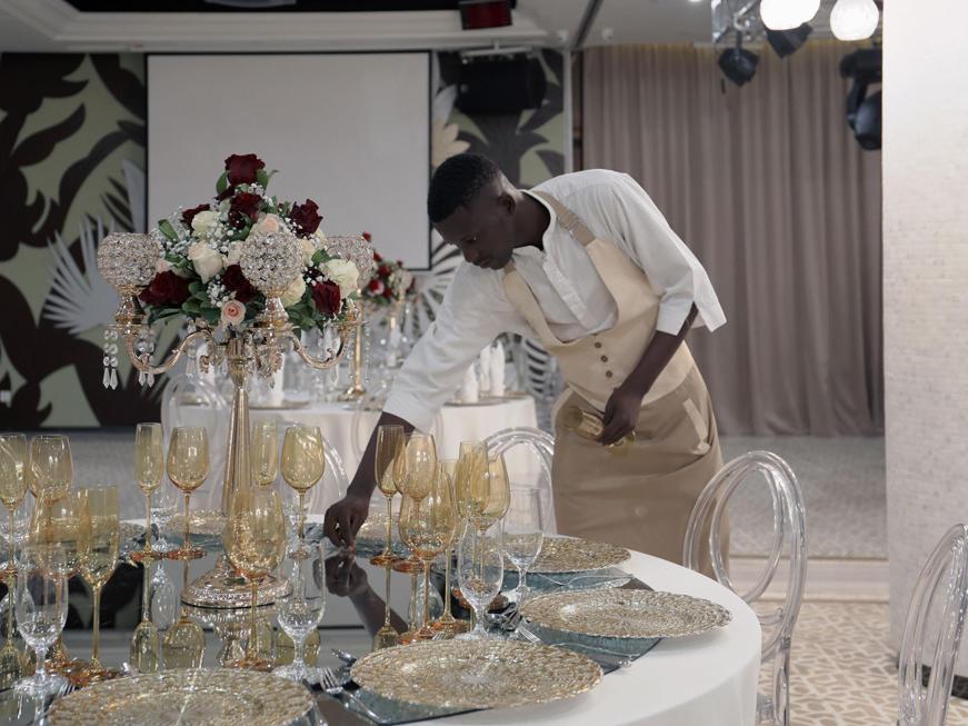 Culinary hightlights at Fleuve Congo Hotel Hotel in Kinshasa