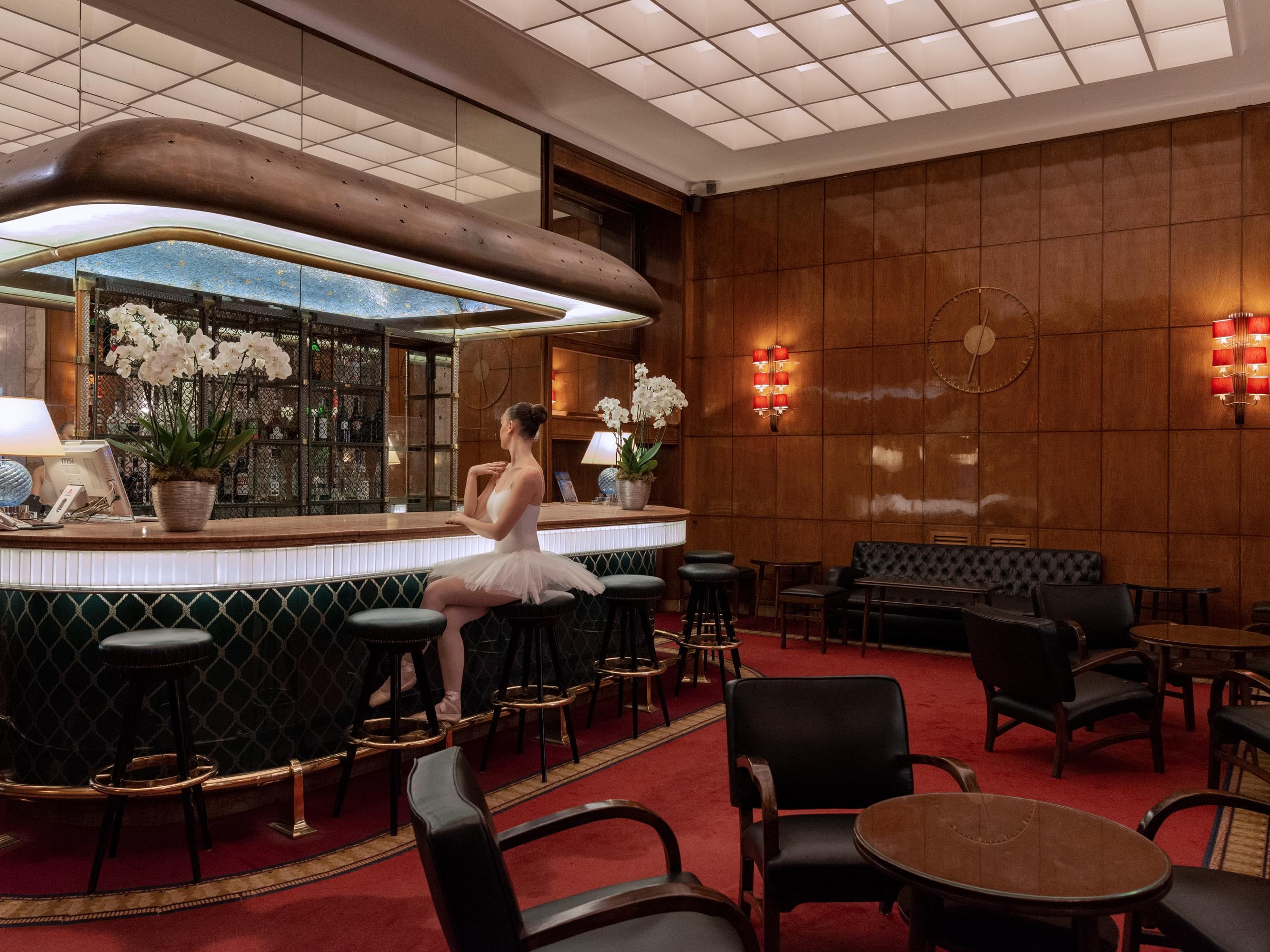 Bar 21 Bettoja Hotels