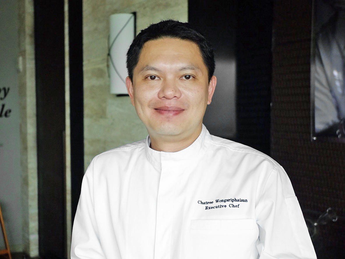 Executive Chef Chatree Wongsriphaisan