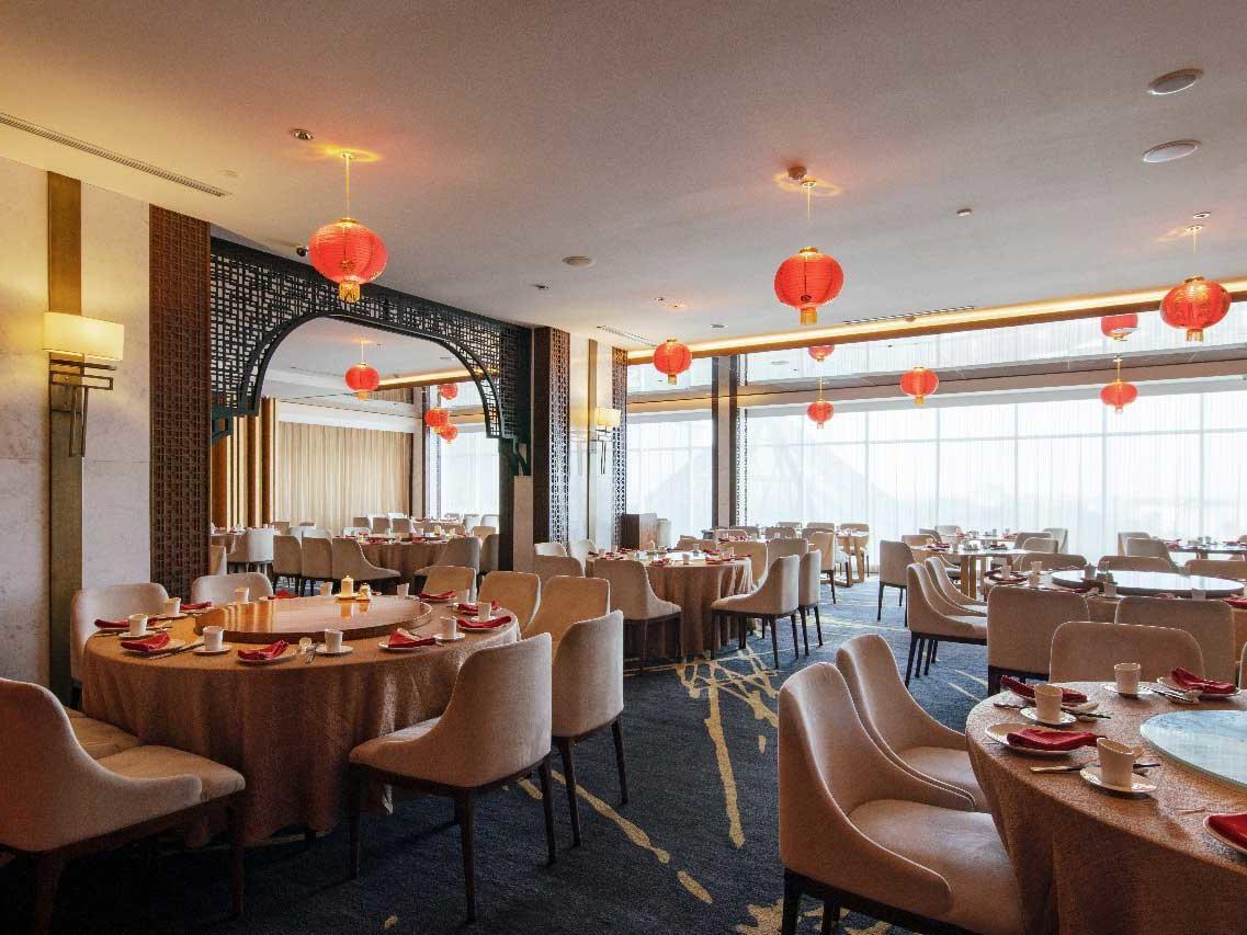 Layout of Xiang Fu Hai