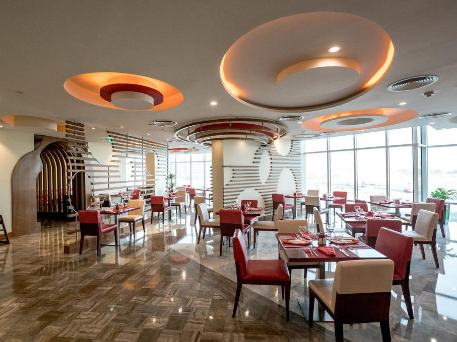Red Diamond Restaurant Dubai