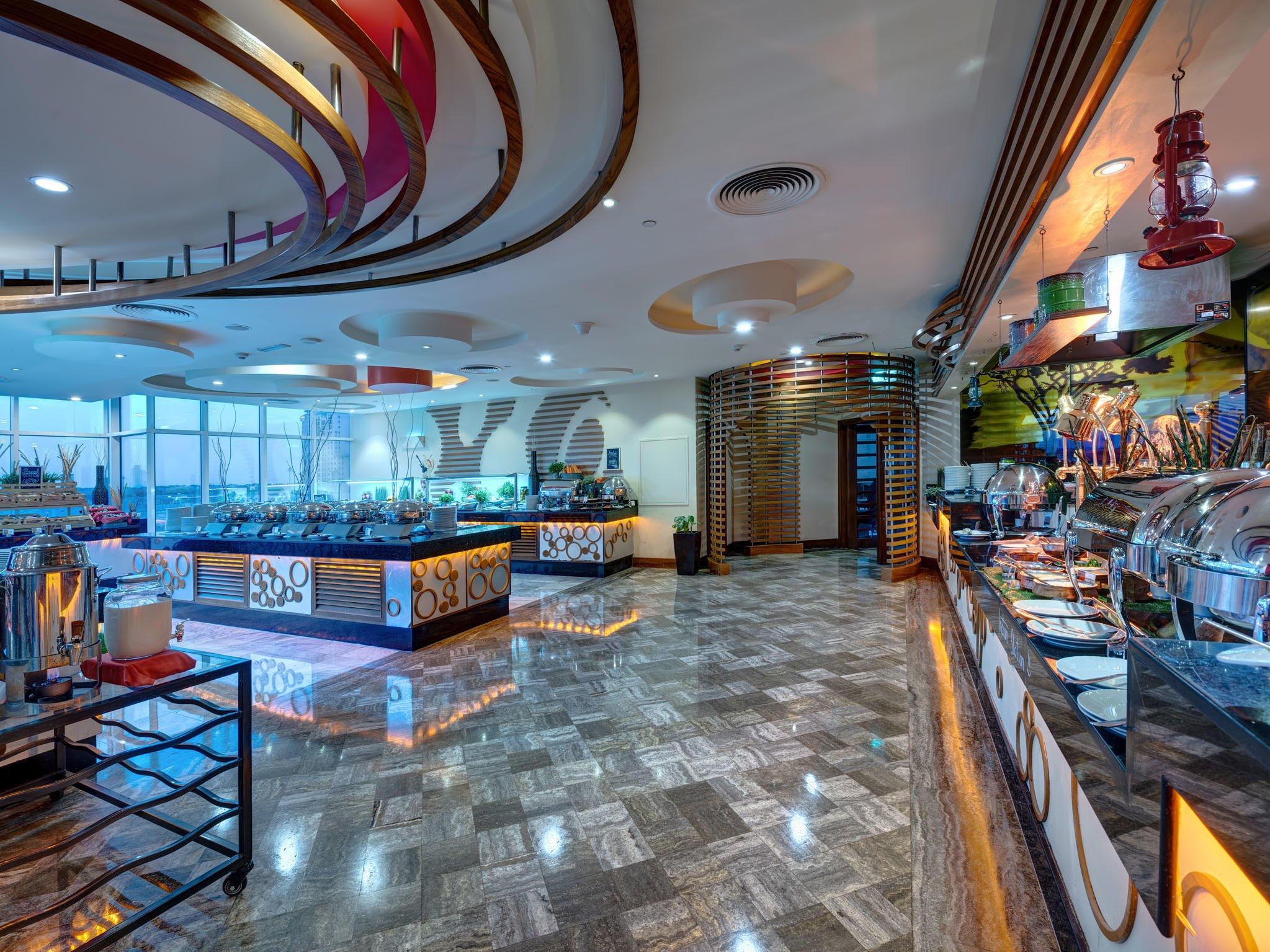 Red Diamond Restaurant Dubai