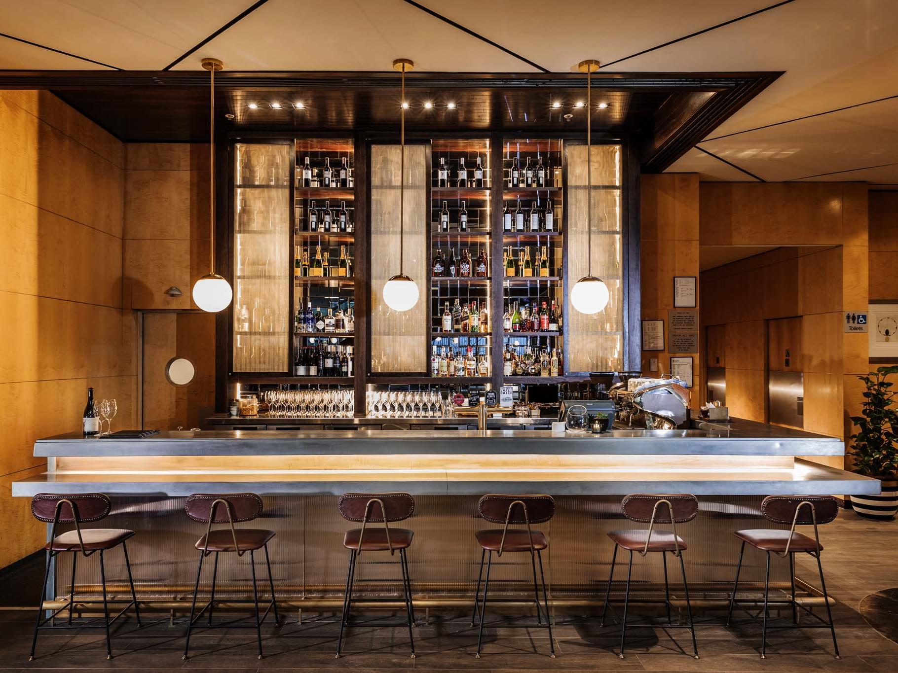 Silo Bar - Amora Hotel