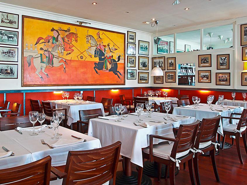 Midas Restaurant at Hotel Club Maritimo de Sotogrande, Cádiz, Spain