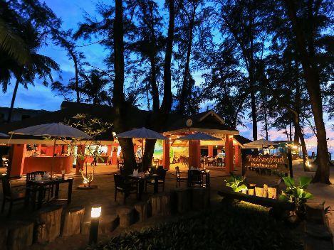 Exterior Dining  - Amora Hotel