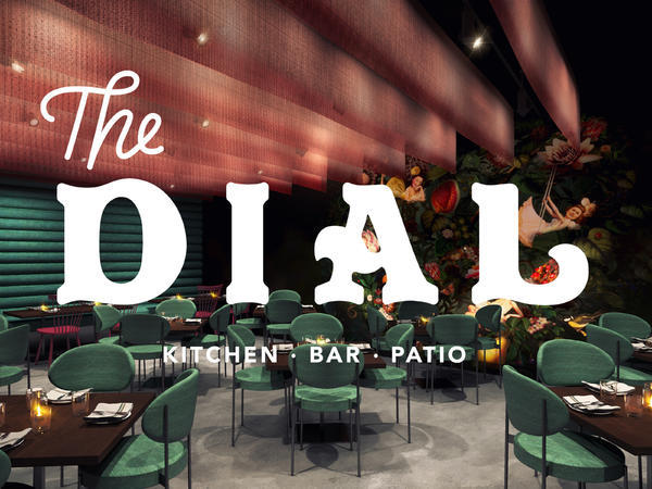 The Dial Restaurant & Bar Logo