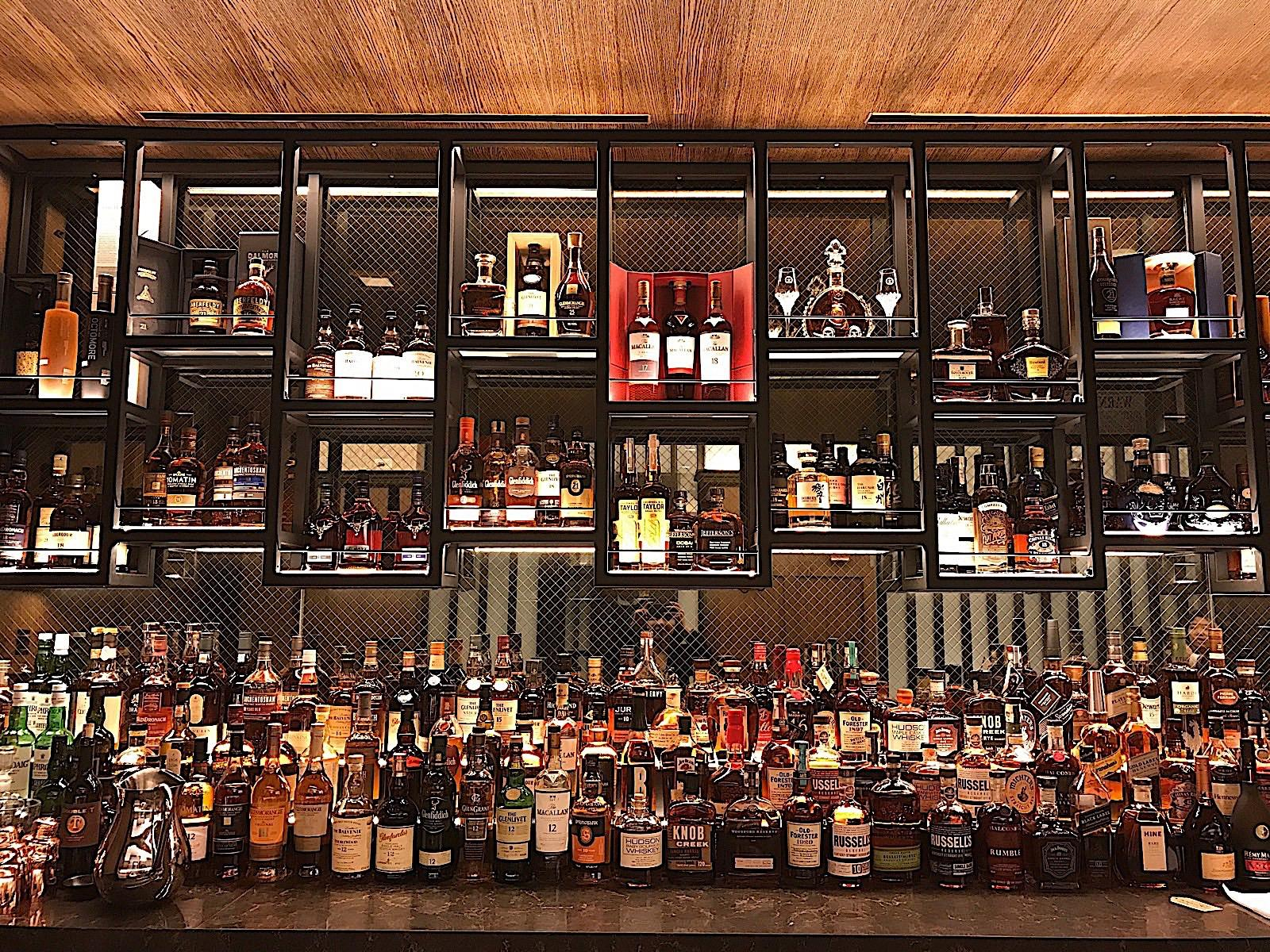 West Whiskey Lounge New York Hotel Stanford