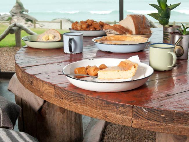 Boesmanland Plaaskombuis Restaurant in Club Mykonos
