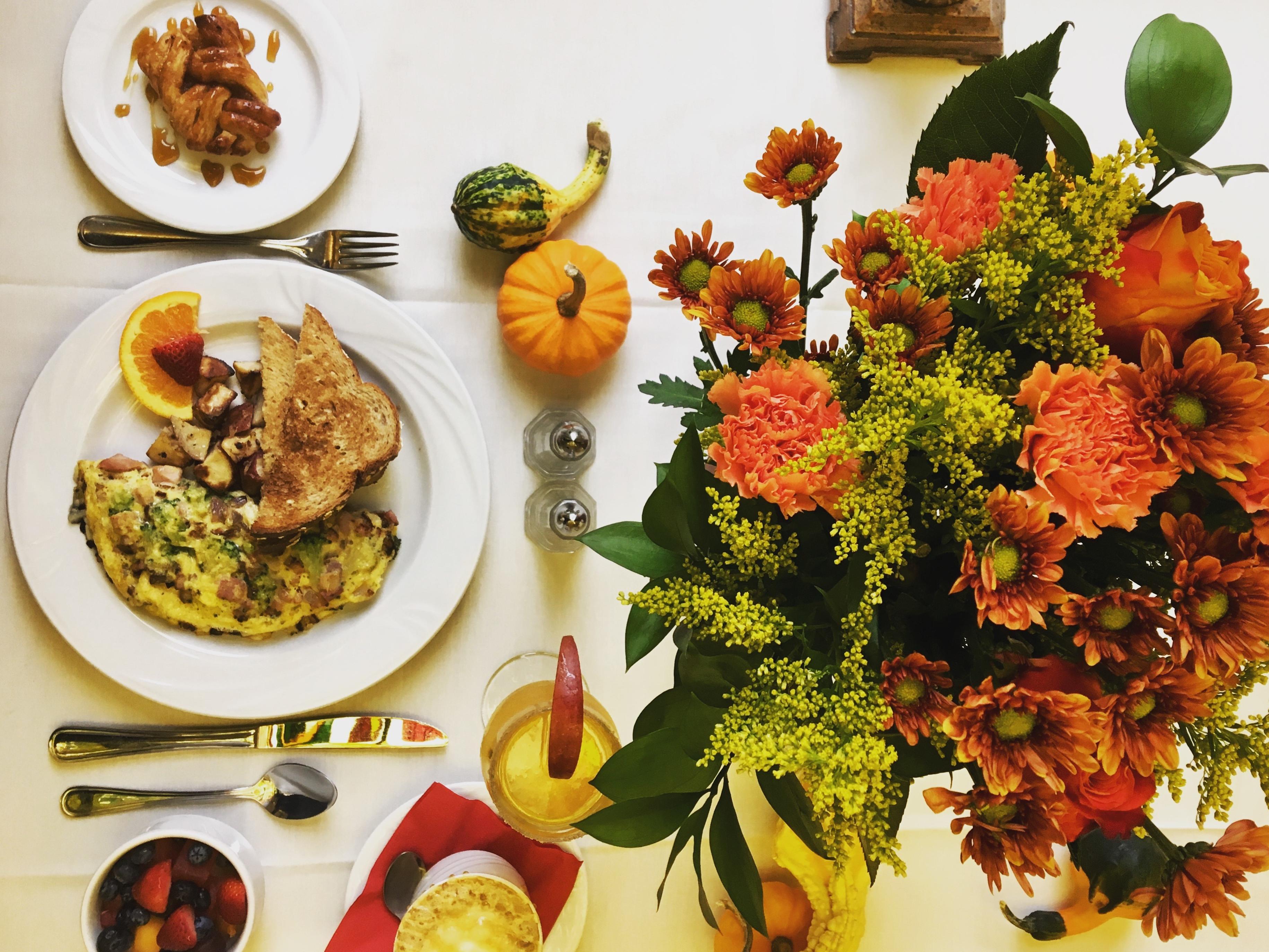 Fall Menu Meal