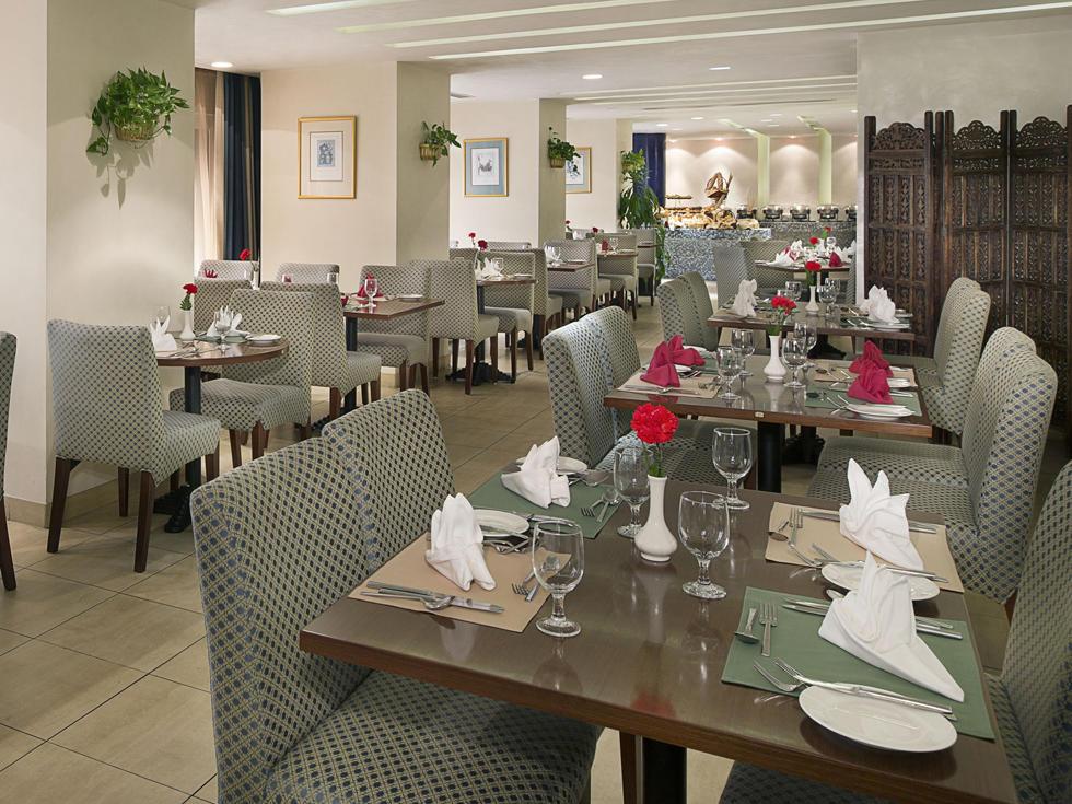 New Season All Day Restaurant at City Seasons Al Hamra in Abu Dhabi