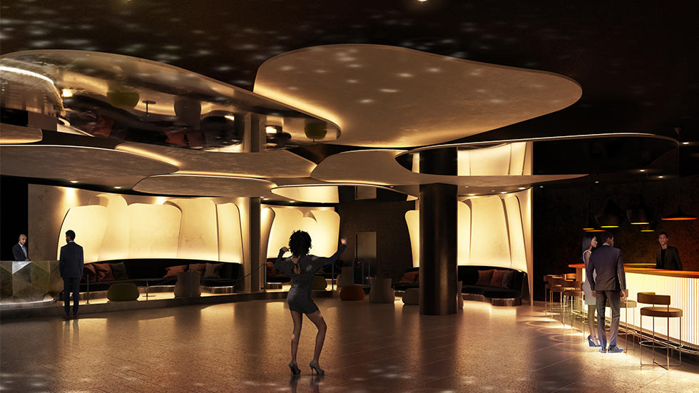 Discothèque du Noom Hotel Abidjan Plateau