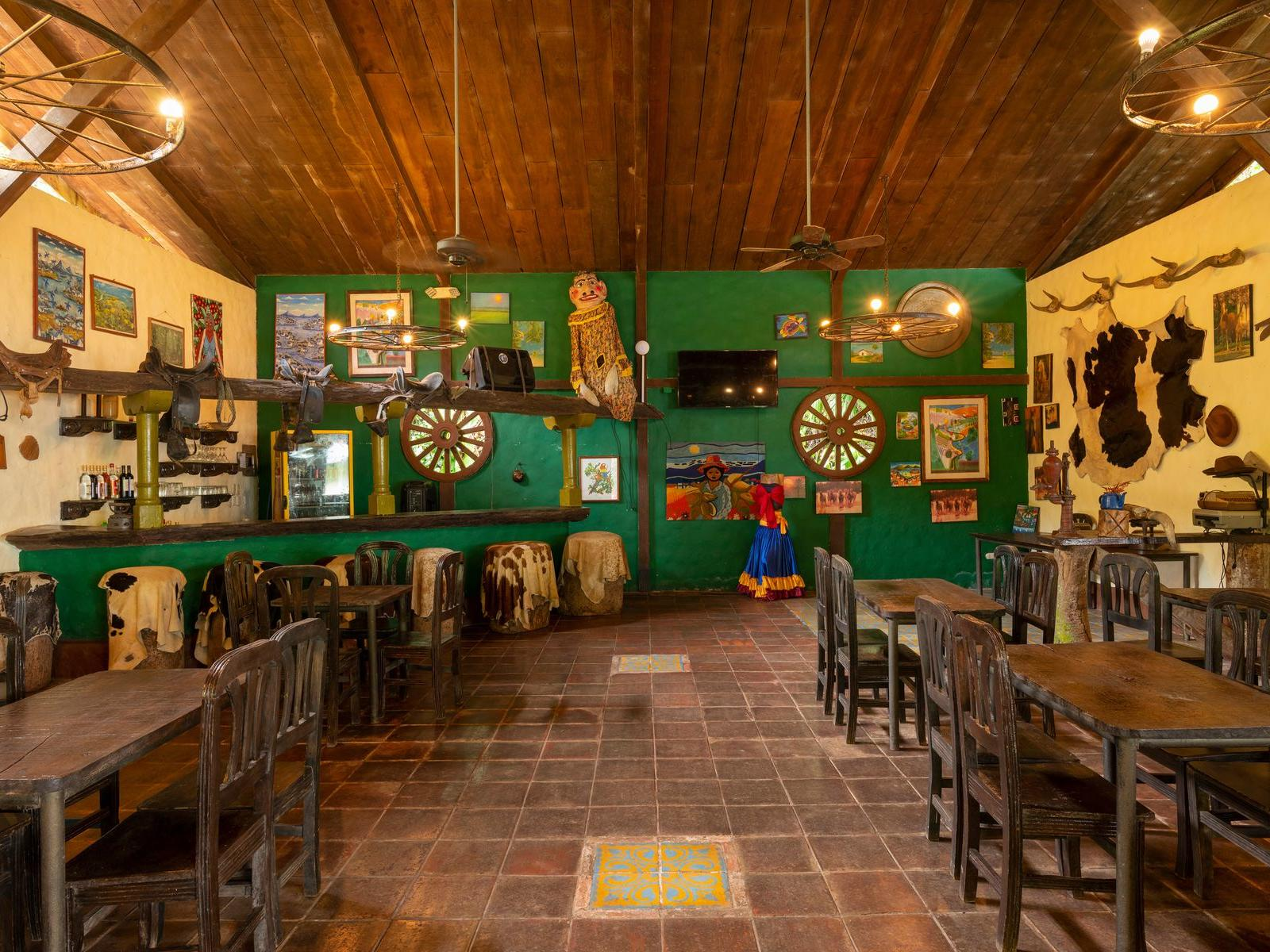 Restaurant Siting Area