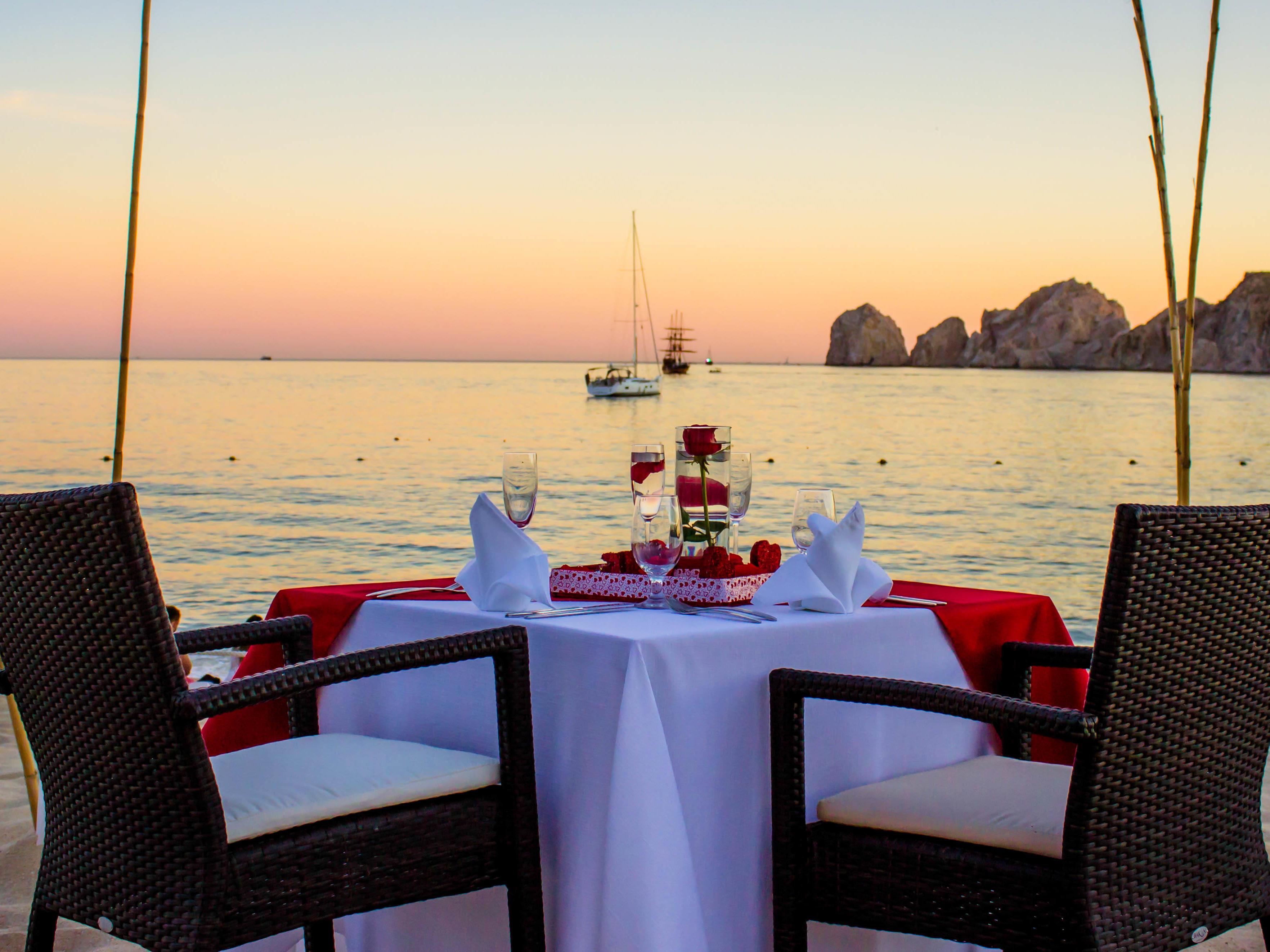 Restaurant Outdoor Sitting