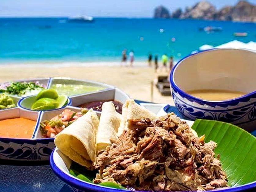 Tacos Tray