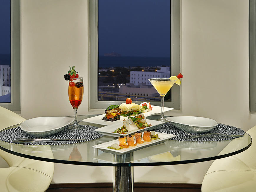 Sky Lounge at City Seasons Muscat