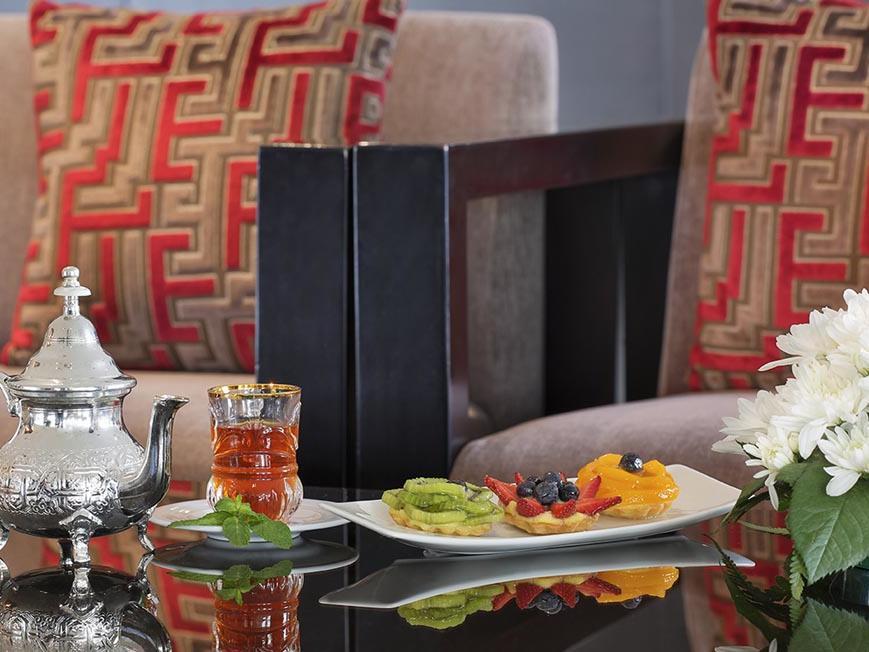 Mochalina Lobby Lounge at City Seasons Al Ain