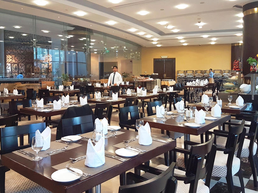 New Season All Day Restaurant at City Seasons Dubai