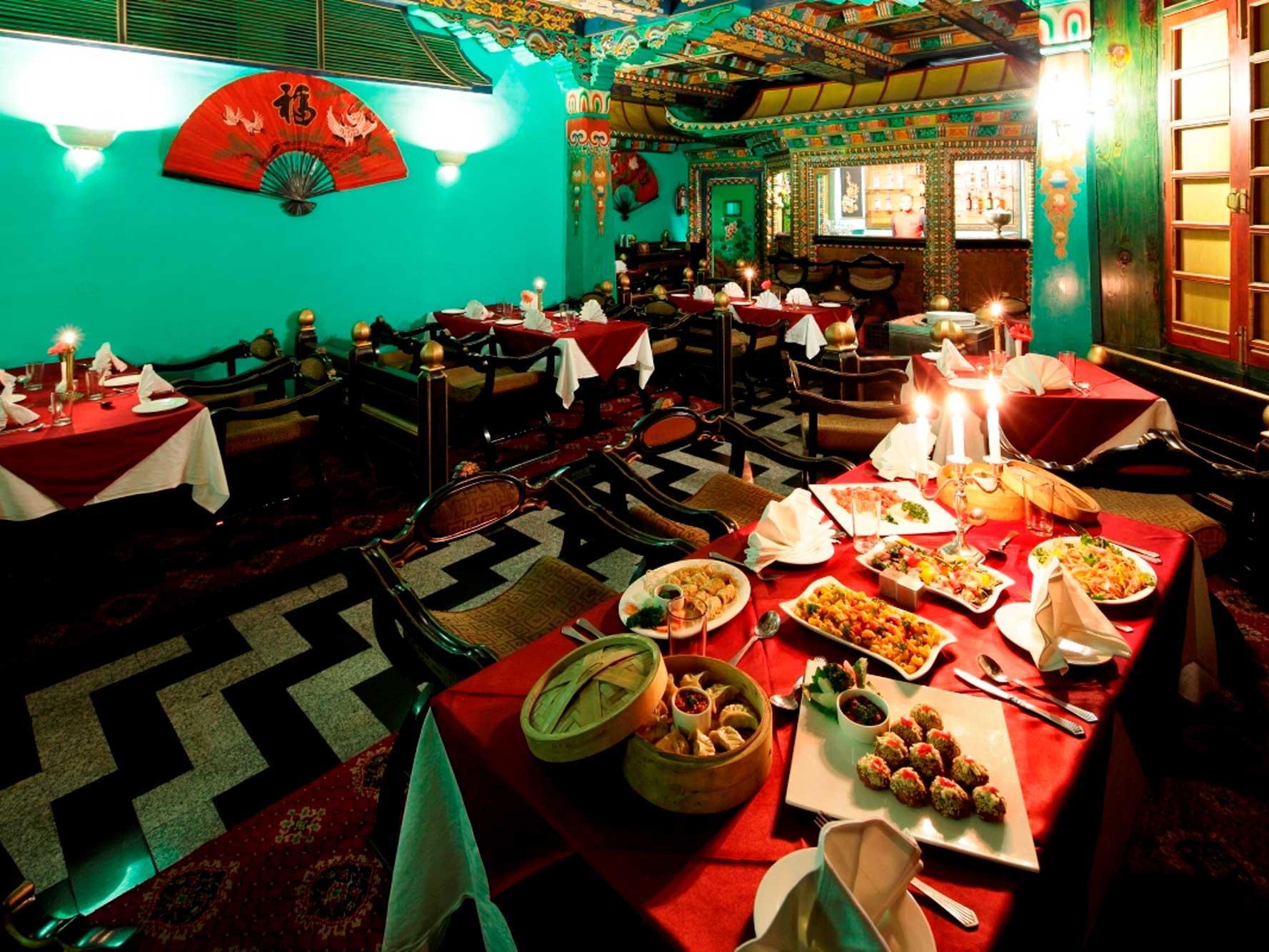 D'Jong at ManuAllaya Resort Spa Manali in Himachal Pradesh, India