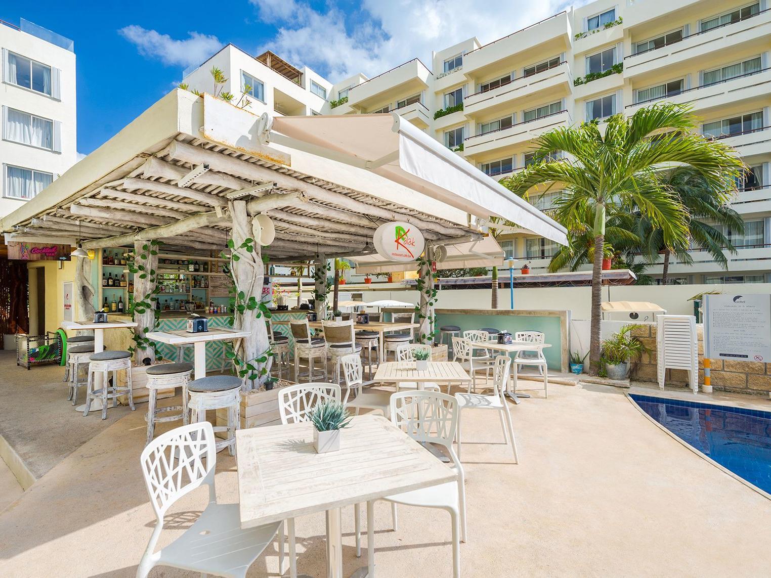 Kalak Restaurant Bar - Ixchel Hotel Isla Mujeres