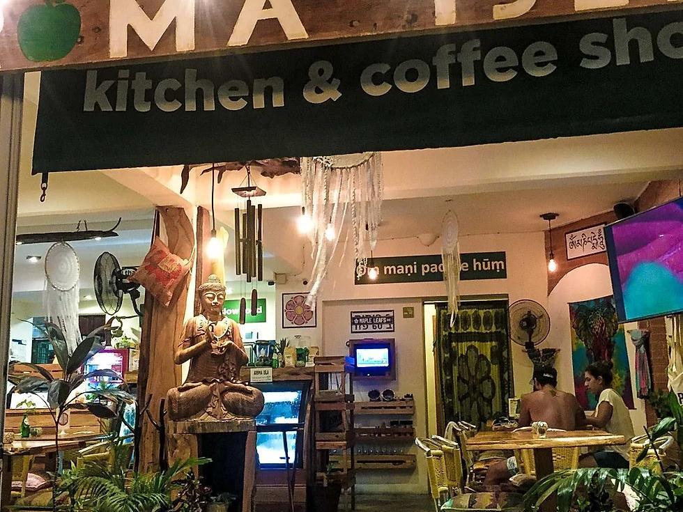 Kitchen & Coffee Shop Signage