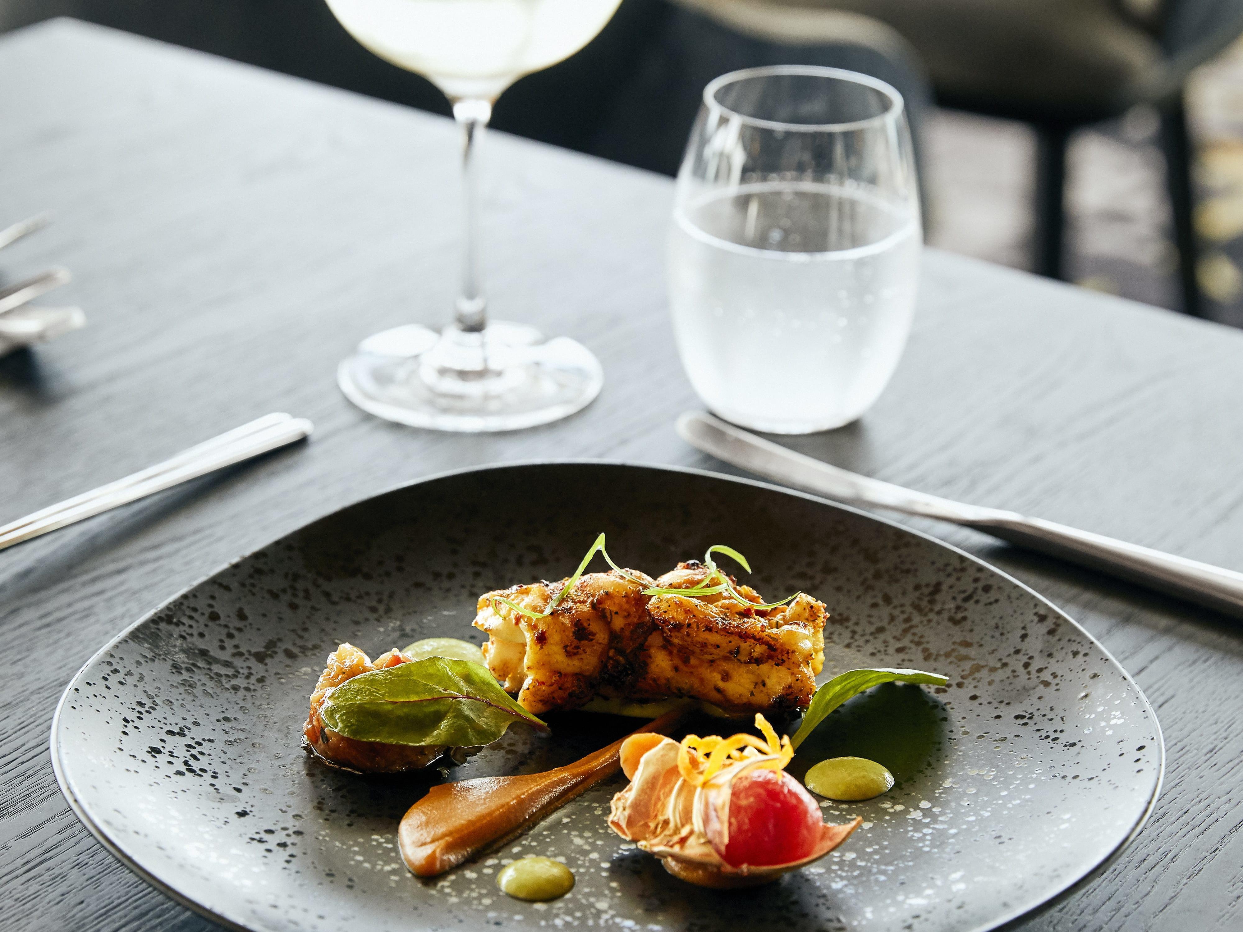 Infinity Restaurant Menu - Lobster