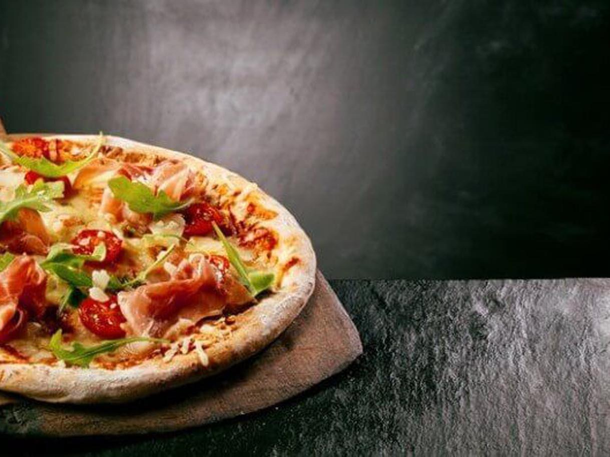 pizza at Precise Resort Marina Wolfsbruch