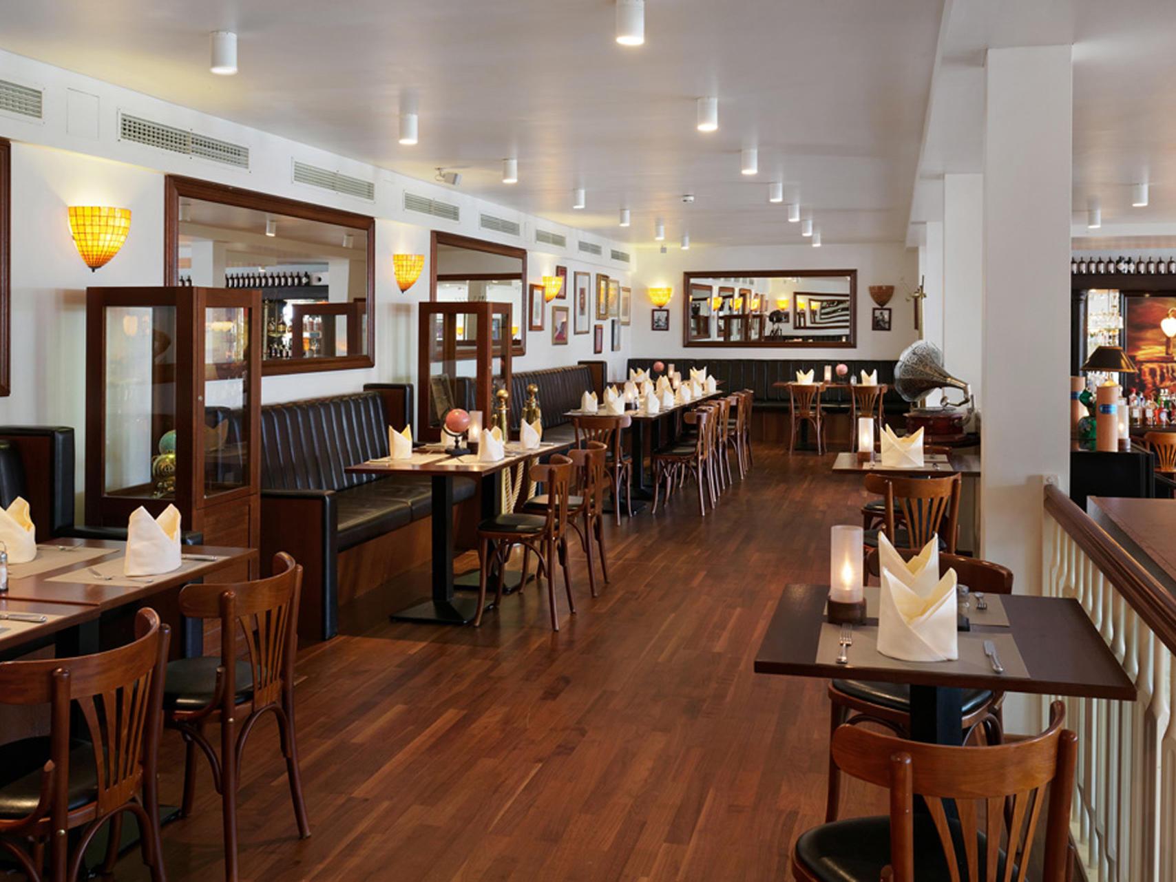 Havana bar at Precise Resort Schwielowsee