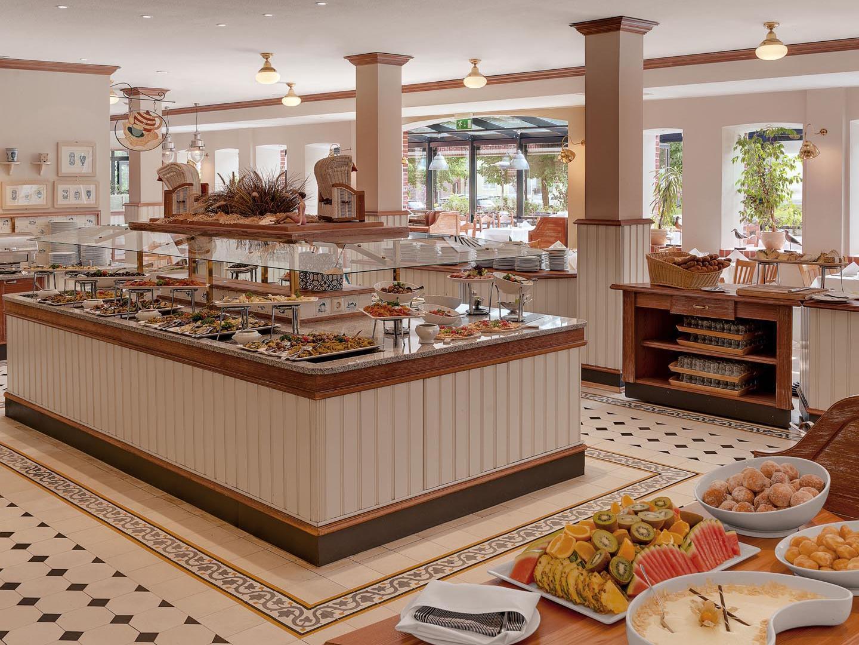 restaurant at Precise Resort Rügen