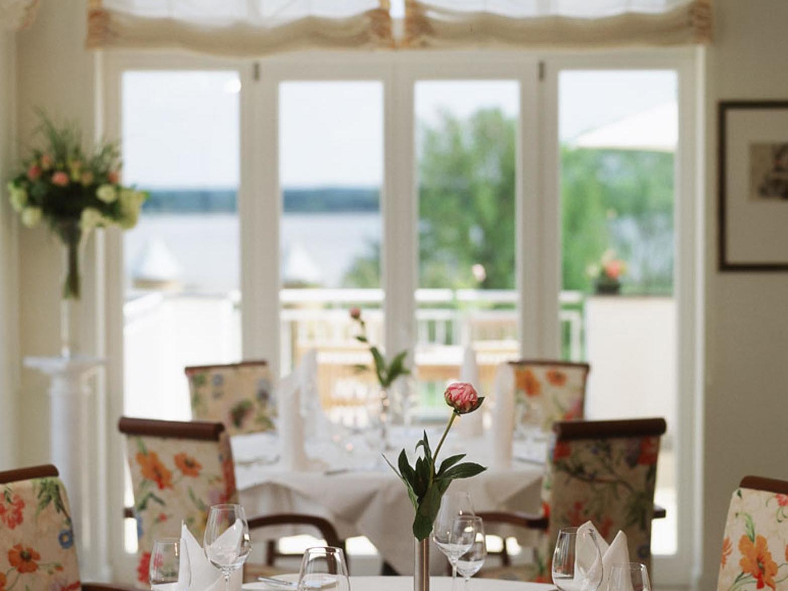 Restaurant seapoint at Precise Resort Schwielowsee