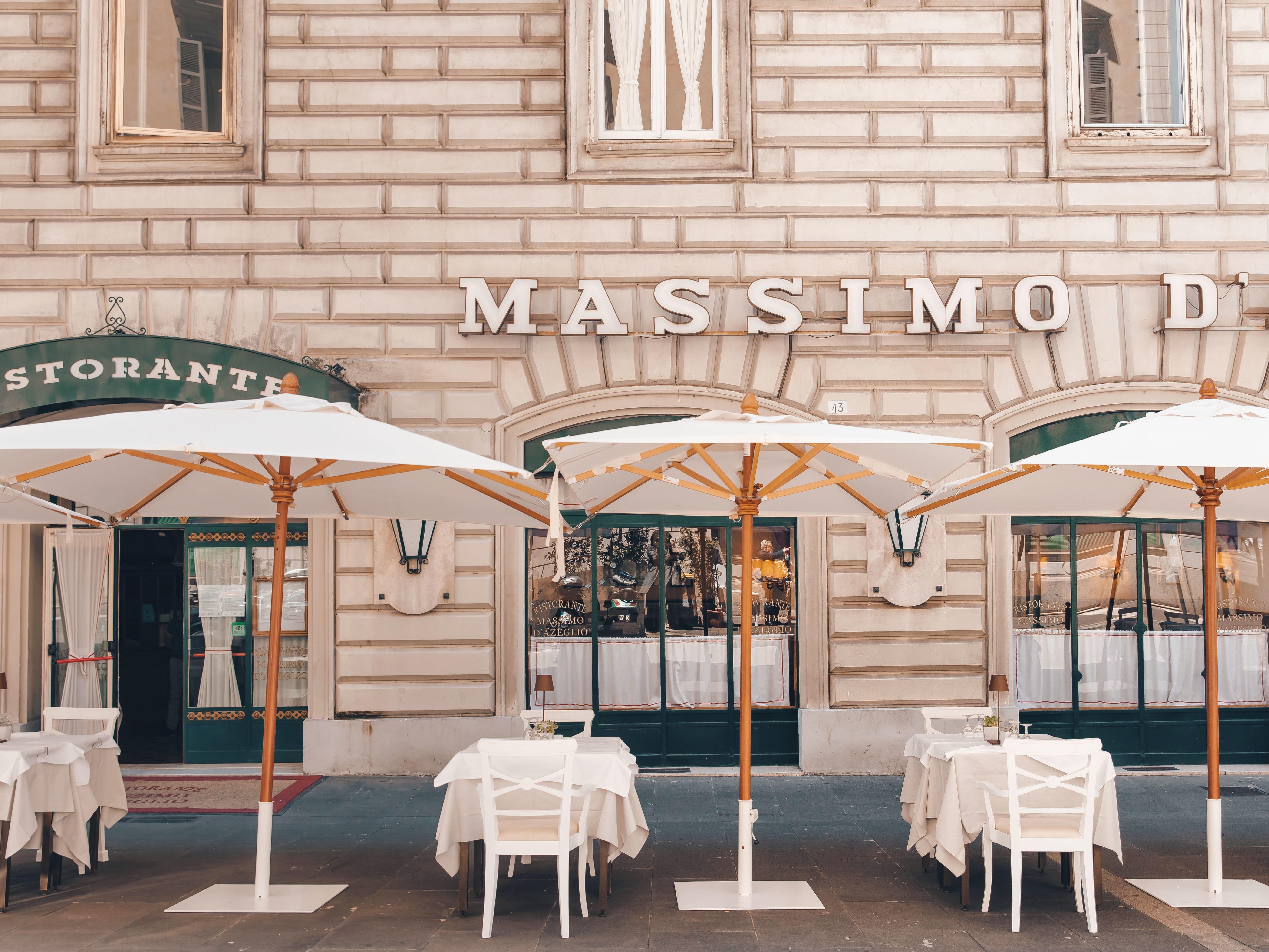 Bettoja Wine Cellar in Bettoja Hotel Massimo D'Azeglio