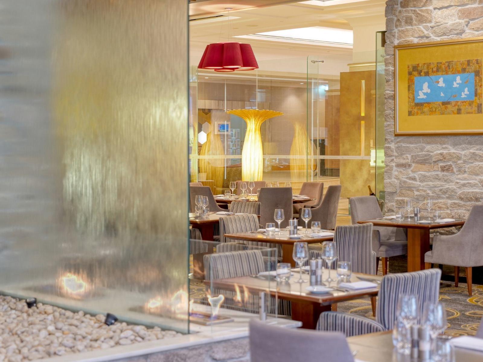 Restauranat  in Duxton Hotel Perth