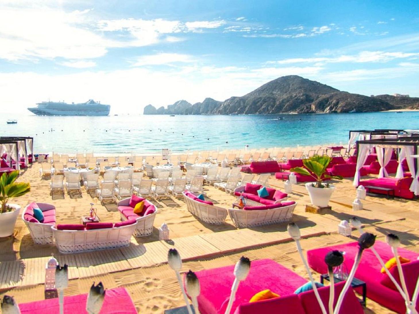 cachet beach club