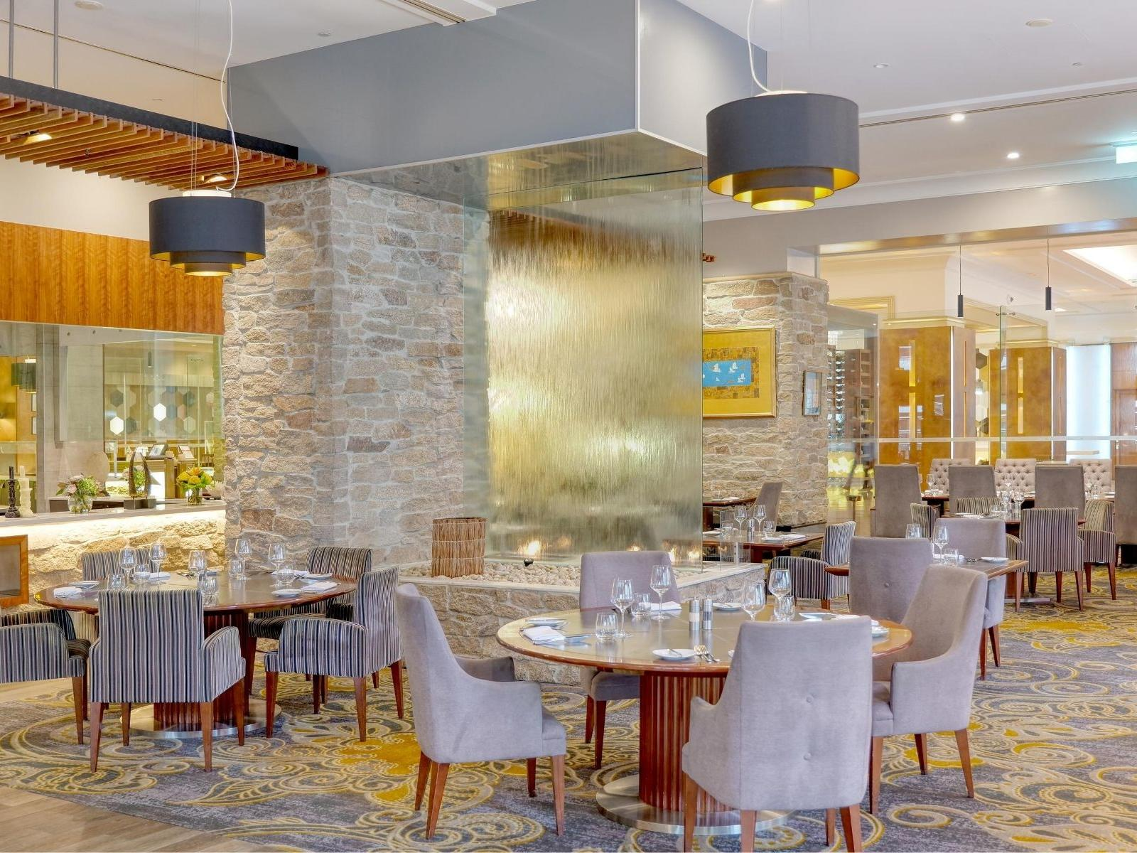 Flavors of the restaurant  in Duxton Hotel Perth