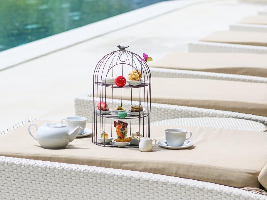 Lobby Lounge at U Hotels and Resorts
