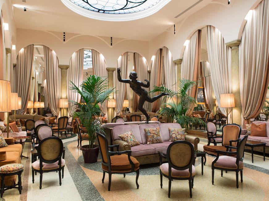 Gerry's Bar at Grand Hotel et de Milan
