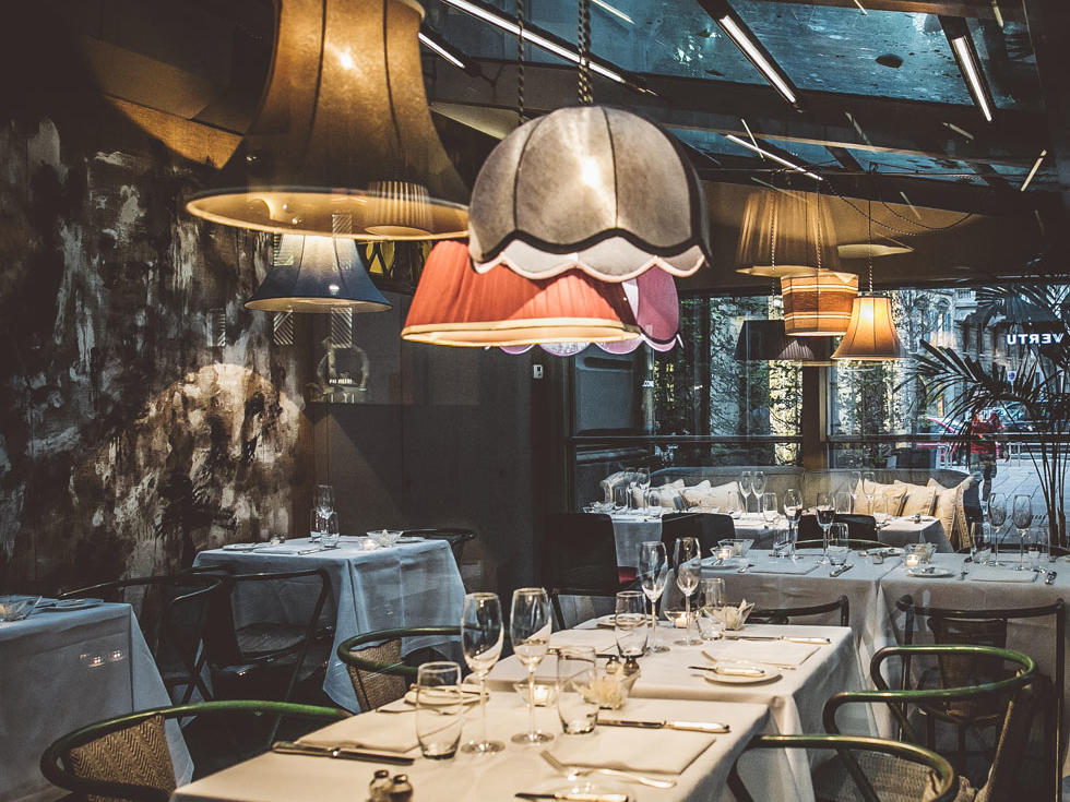 Caruso Restaurant at Grand Hotel et de Milan