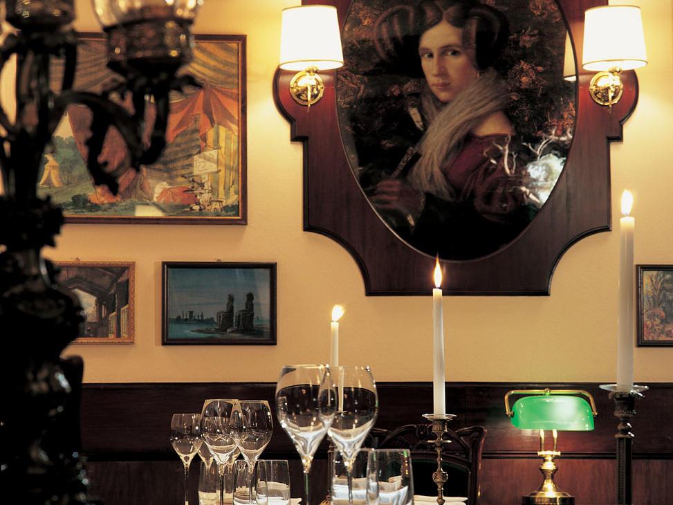 Don Carlos Restaurant at Grand Hotel et de Milan