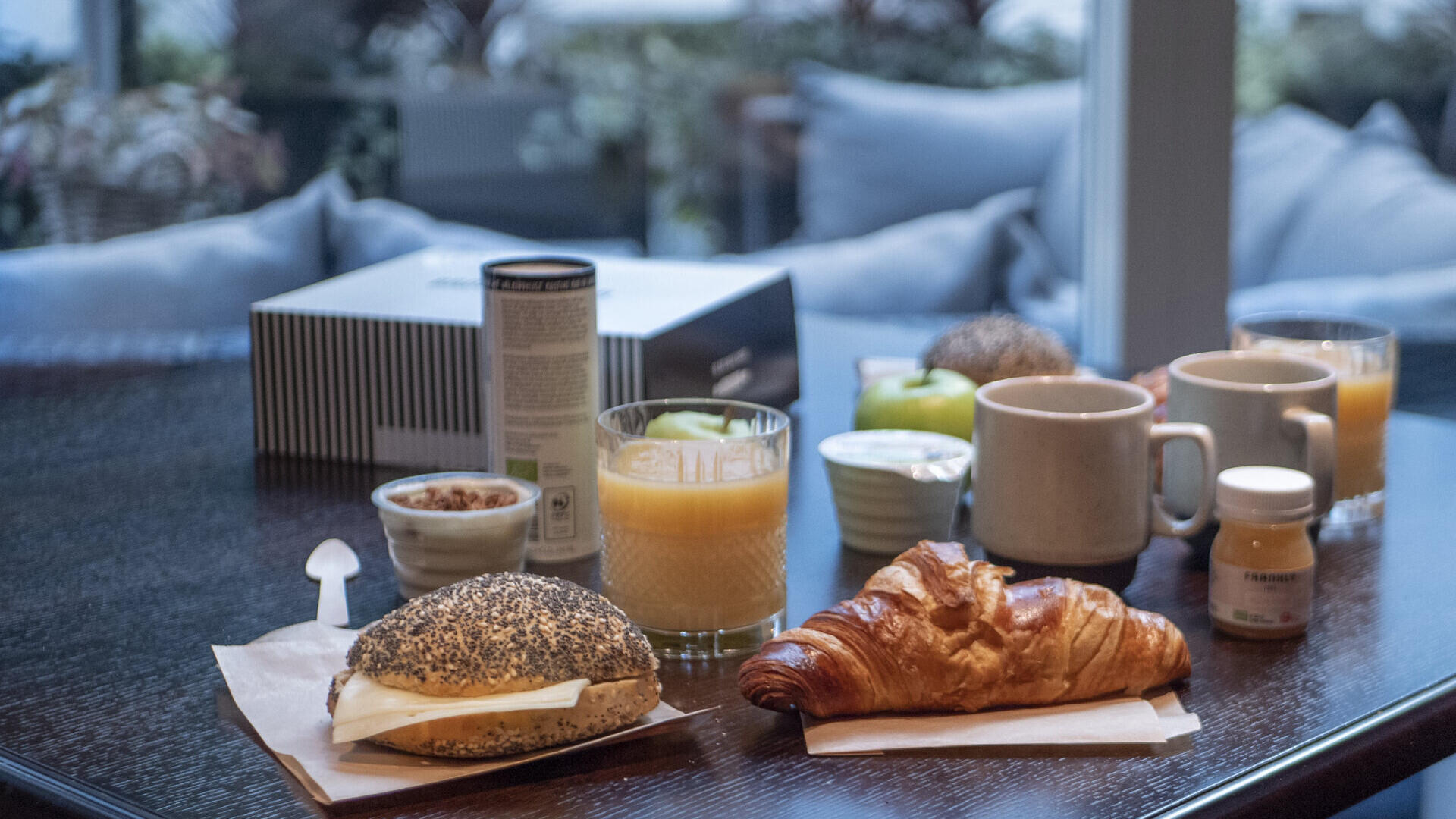 Breakfast In Vesterbro Hotel Mayfair