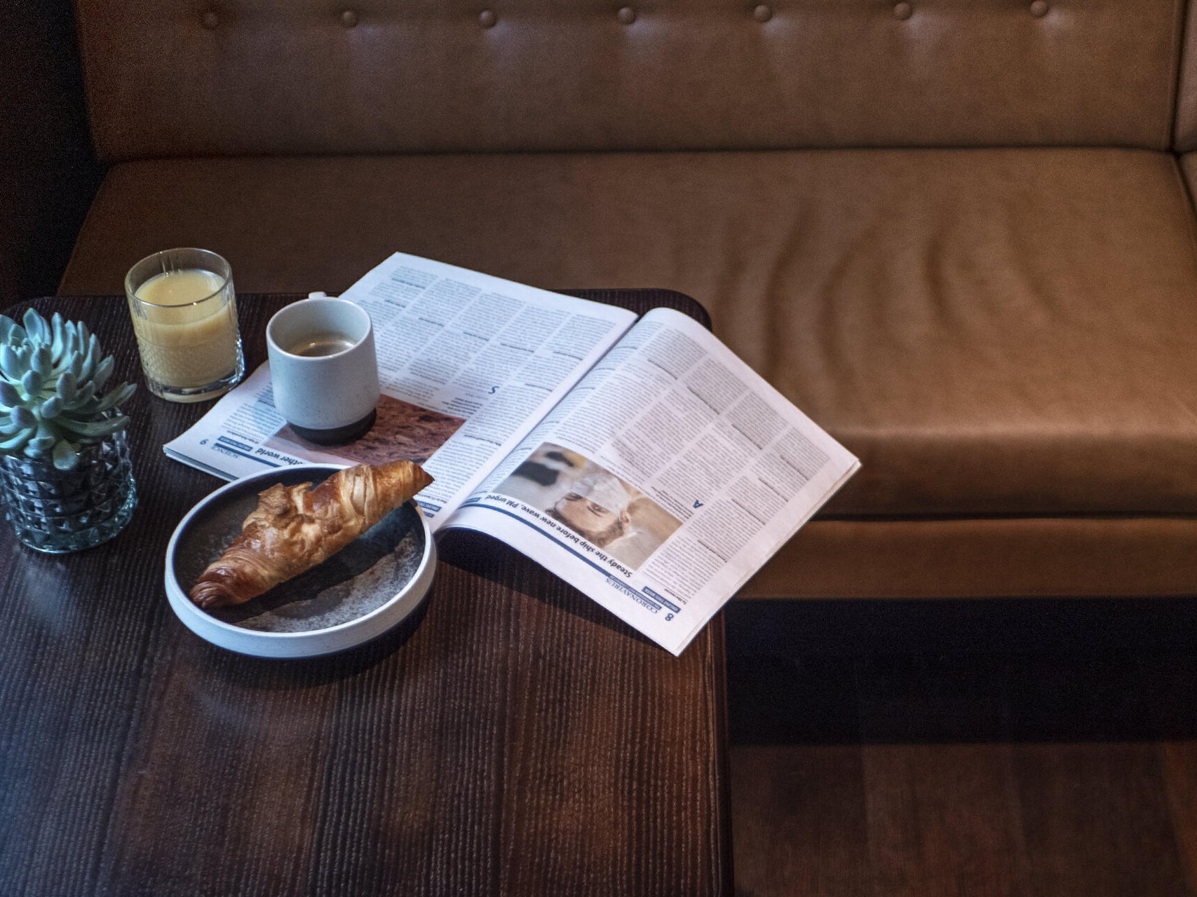 Breakfast at Hotel Mayfair Copenhagen