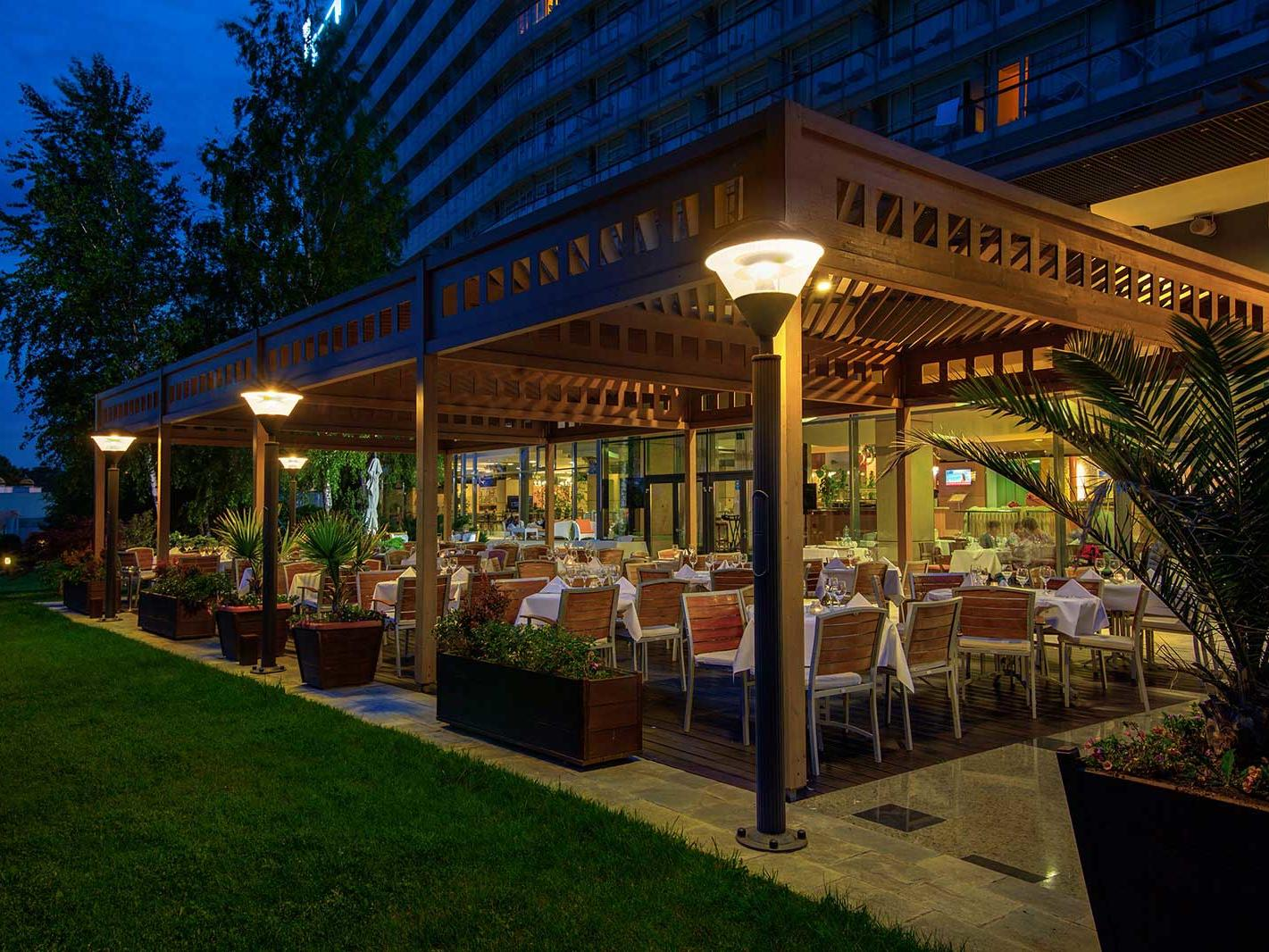 Restaurant la Ana Hotels Europa Eforie Nord