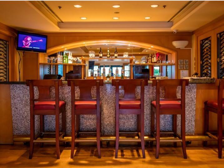 Porto bar at Grand Coloane Resort