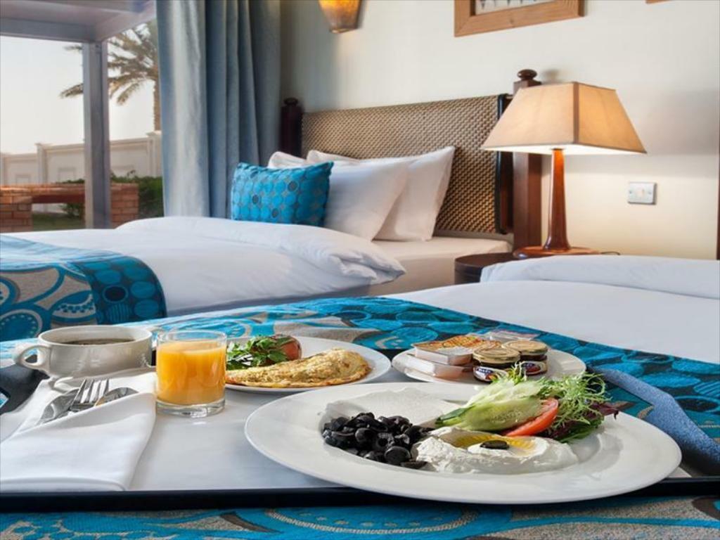 IN-ROOM DINING in Sealine Beach Resort