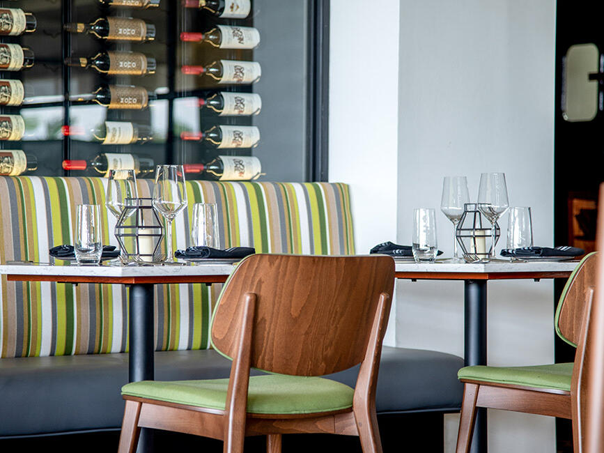 Melao Restaurant by Mario Pagan at Dorado Beach Resort