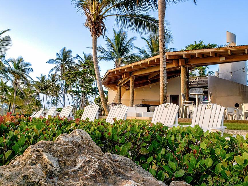 Barlovento Beach Bar & Grill Dorado Beach Resort